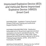 IED and Vehicular Bourne IED Threat Guide_1000px